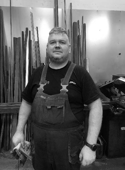 Dawid Filoda - Medarbejder